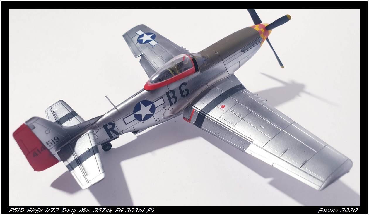 [Airfix] P-51D Mustang Daisy Mae 20201018_191354s