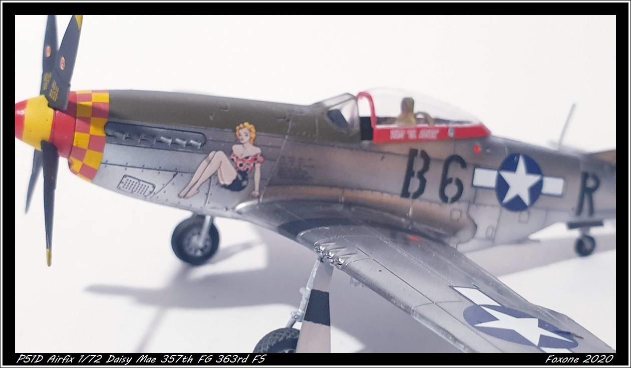 [Airfix] P-51D Mustang Daisy Mae 20201018_191507s