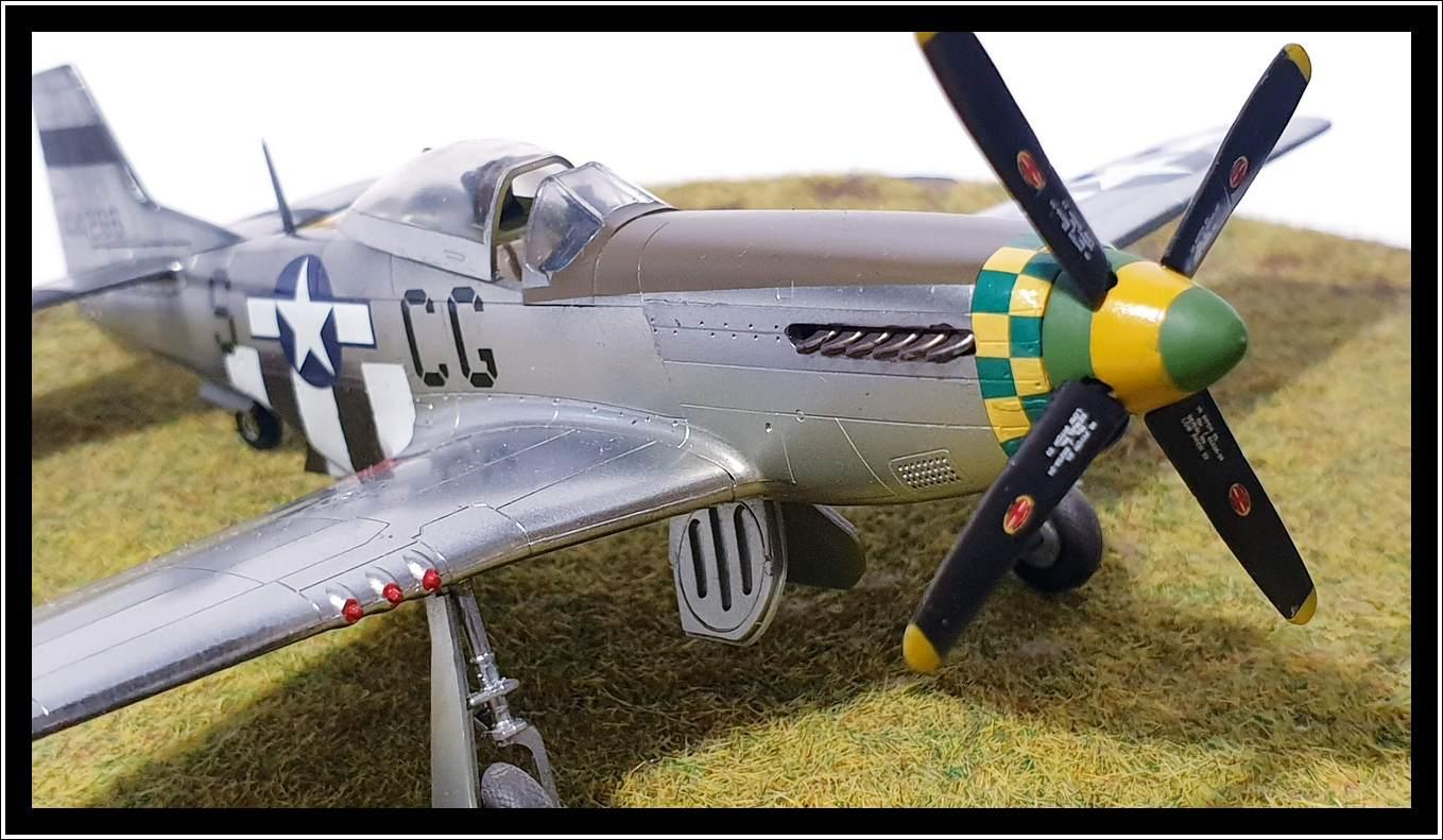 [Airfix] P-51D Mustang Tennessee Belle 20200918_155920