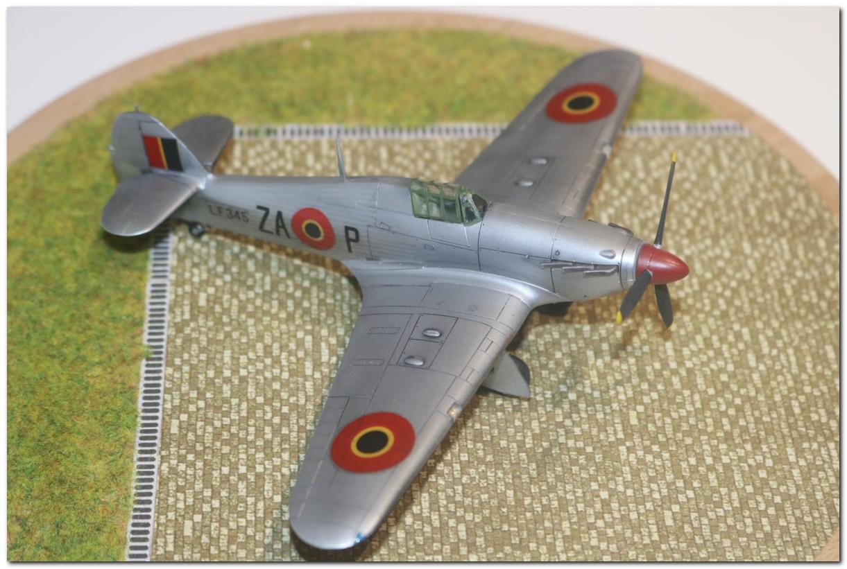 [Revell] Hawker Hurricane Mk II - Belgian Air Force IMG_3218r
