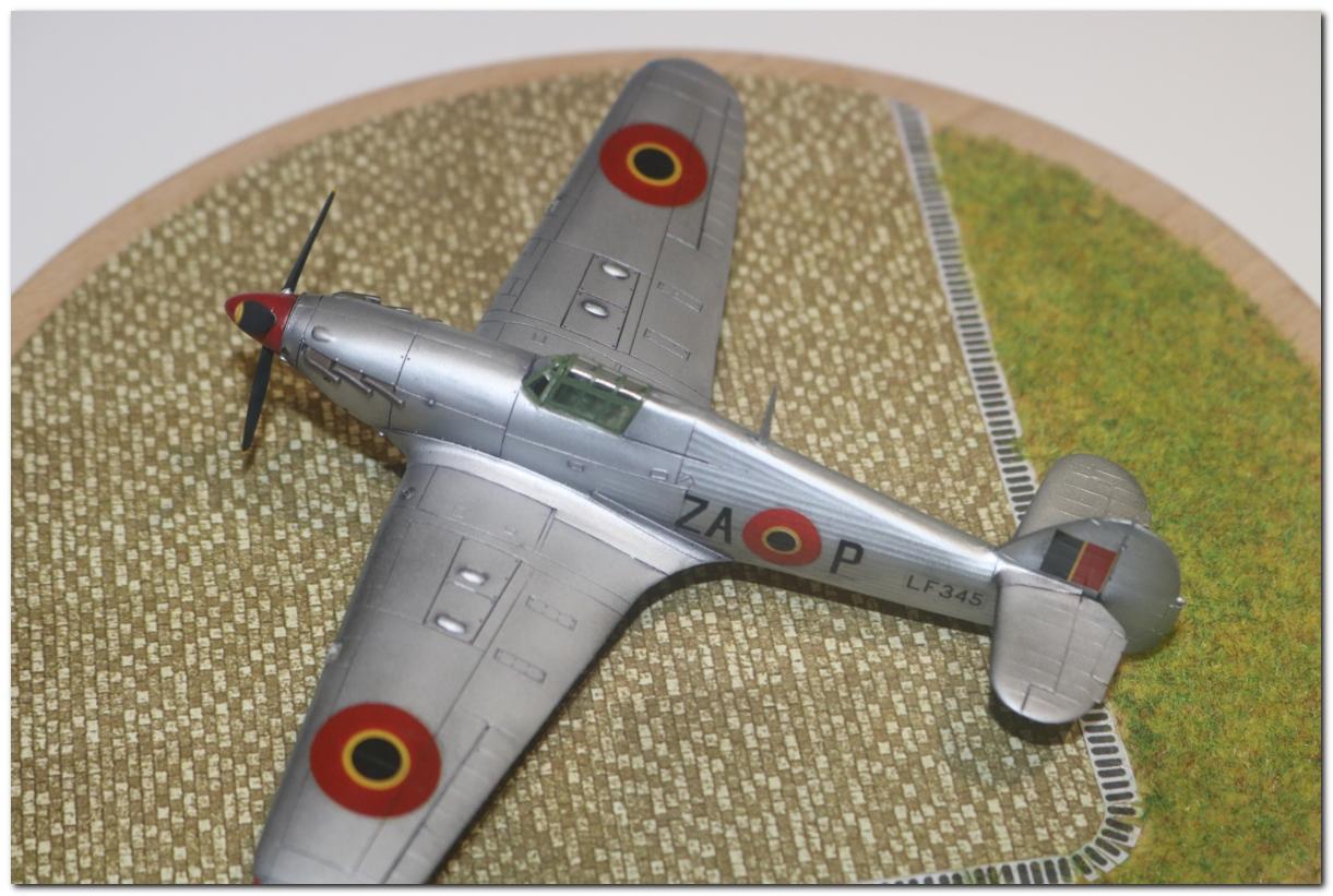 [Revell] Hawker Hurricane Mk II - Belgian Air Force IMG_3221r