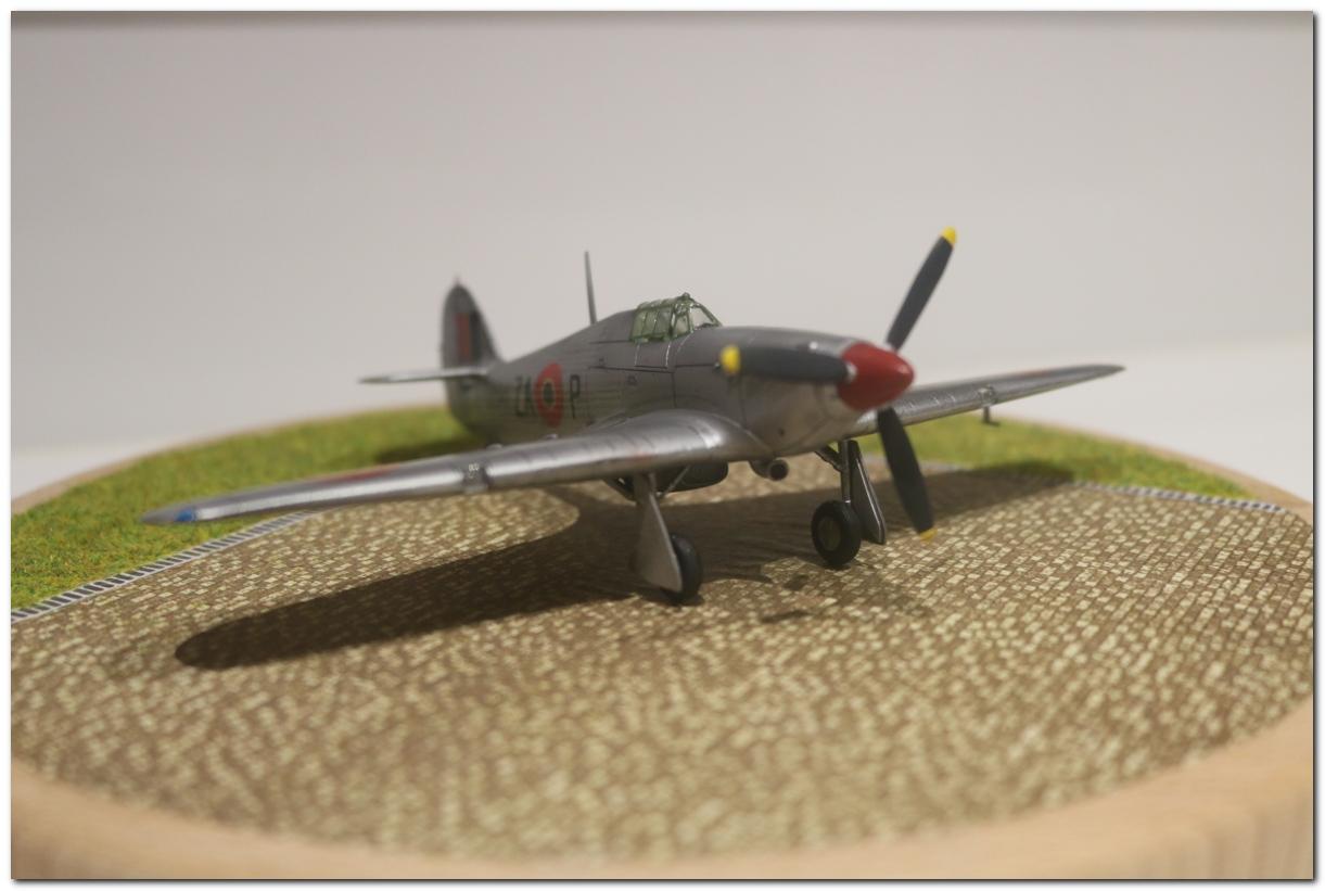 [Revell] Hawker Hurricane Mk II - Belgian Air Force IMG_3223r