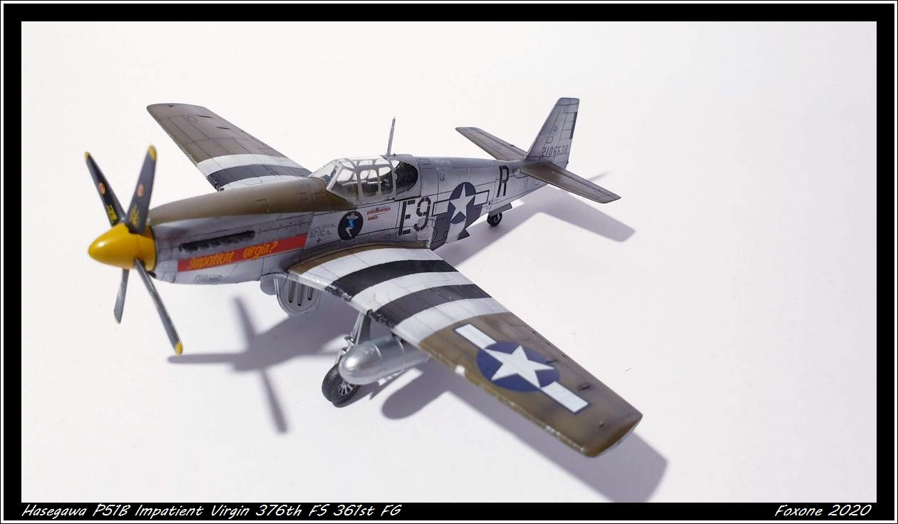 [Hasegawa] P-51B Impatient Virgin 20200830_182933s