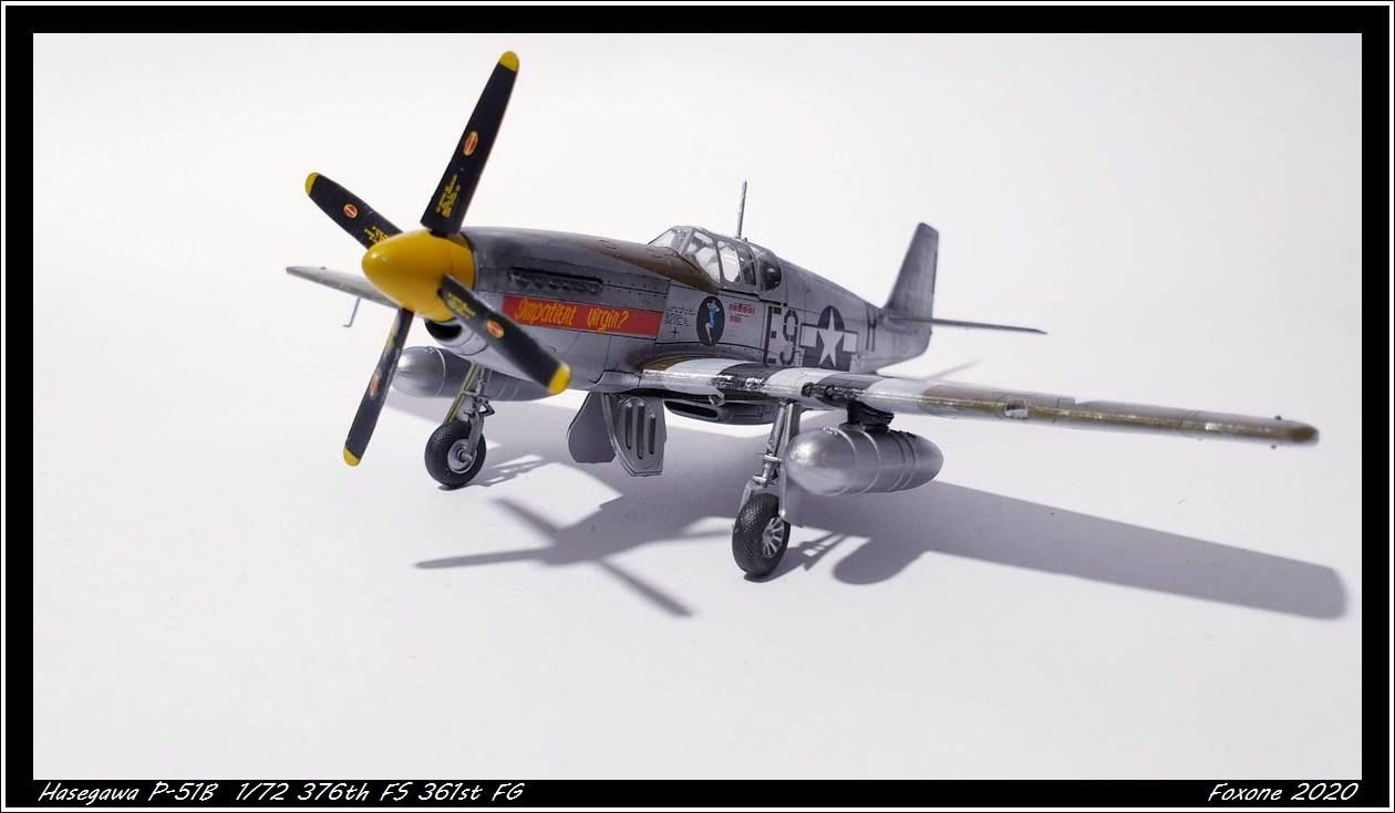 [Hasegawa] P-51B Impatient Virgin 20200830_182946s