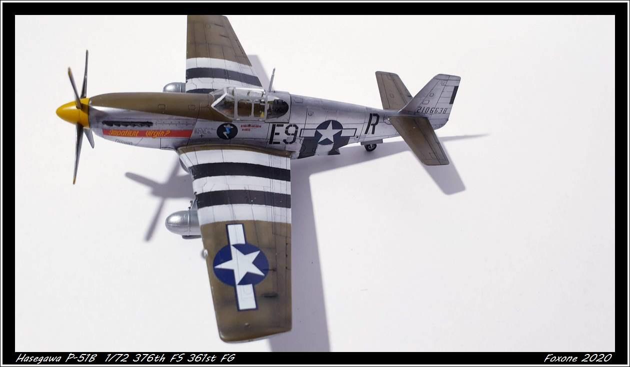 [Hasegawa] P-51B Impatient Virgin 20200830_182951s