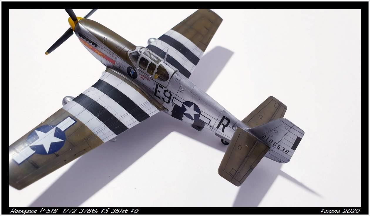 [Hasegawa] P-51B Impatient Virgin 20200830_182956s