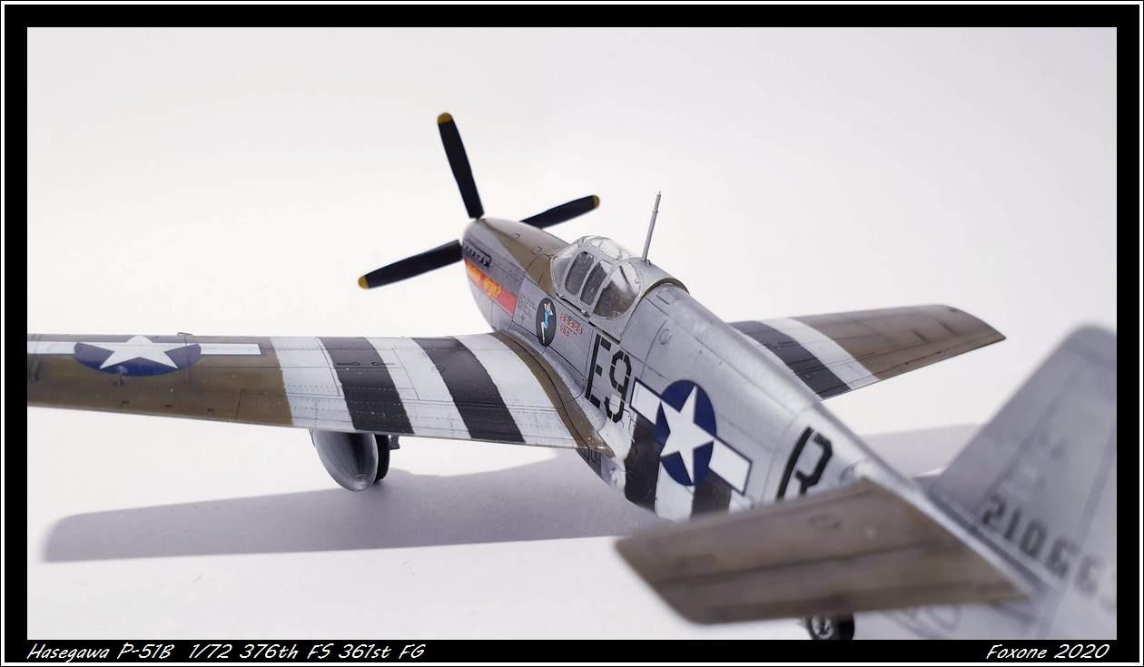 [Hasegawa] P-51B Impatient Virgin 20200830_183020s