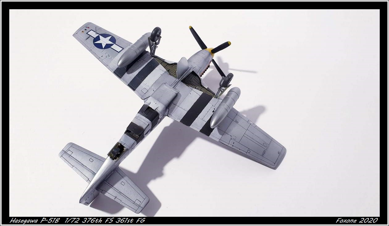 [Hasegawa] P-51B Impatient Virgin 20200830_183110s