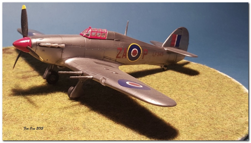 [AZ Models] Hawker Hurricane Mk IIc  20151115_164632s