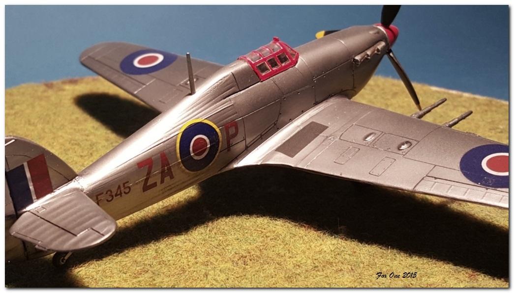[AZ Models] Hawker Hurricane Mk IIc  20151115_164659s