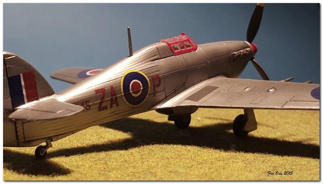 [AZ Models] Hawker Hurricane Mk IIc  20151115_164702s