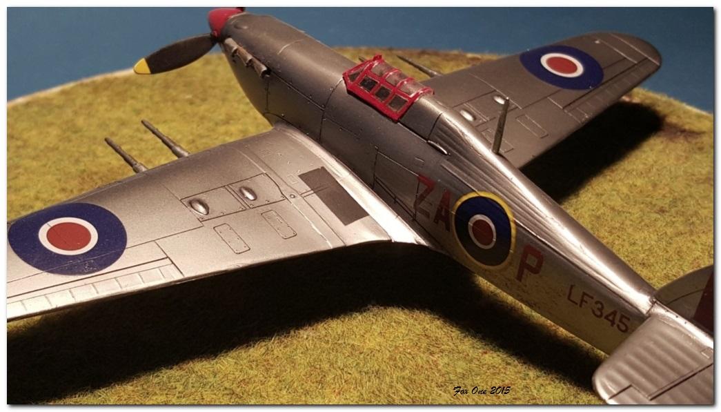 [AZ Models] Hawker Hurricane Mk IIc  20151115_164711s