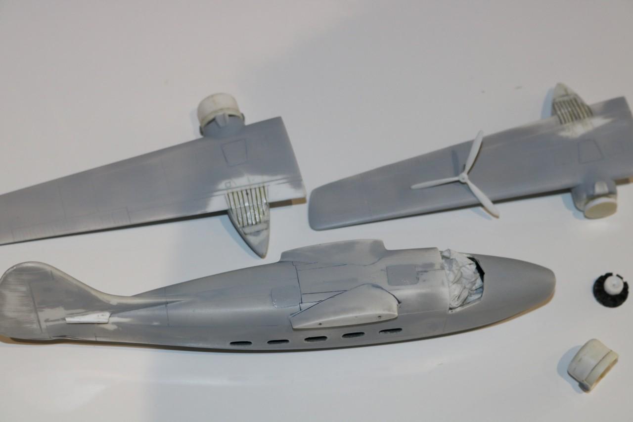 [16eme Escadron] Hunting Percival Pembroke - Belgian Air Force IMG_1489s