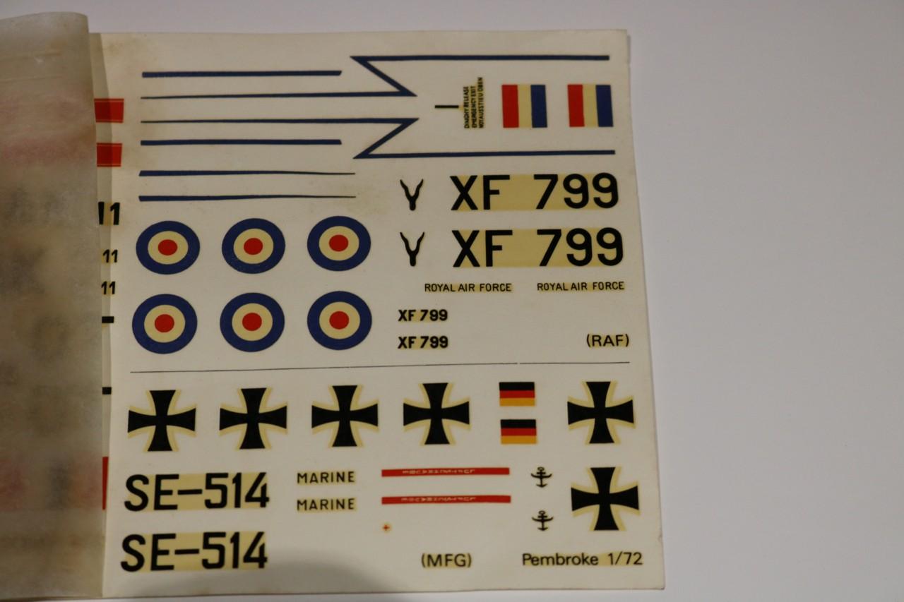 [16eme Escadron] Hunting Percival Pembroke - Belgian Air Force IMG_1547s