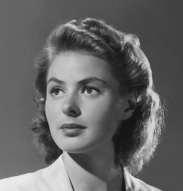 Najlepši glumci i glumice svih vremena Ingrid