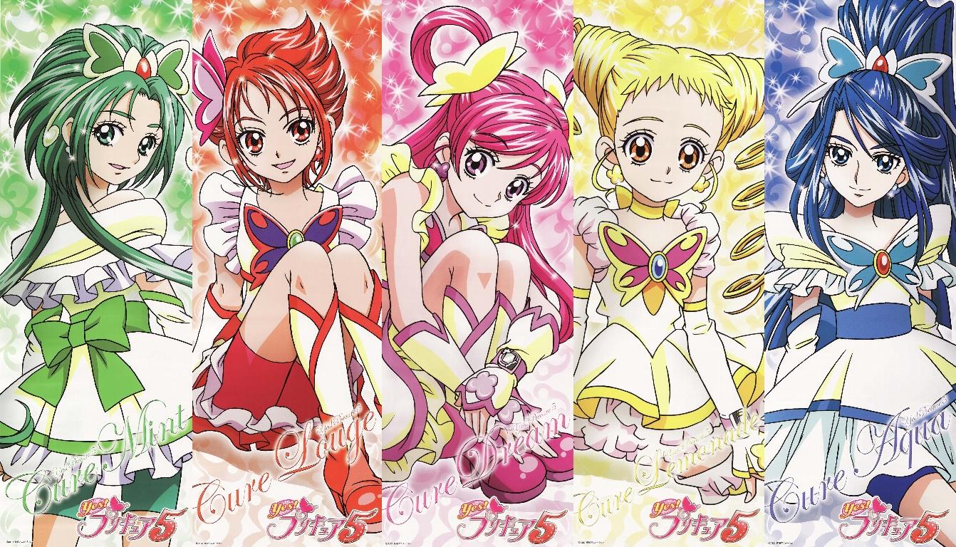 HeartCatch PreCure! Yes.Pretty.Cure_.5.full_.4988