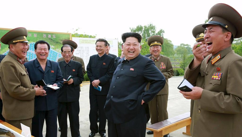 Qu'en est-il vraiment de la Corée du nord ?  2015-05-15_KOREA-NORTH