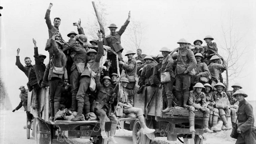 Votre aîeul a-t-il participé à la bataille de Vimy le 9 avril 1917 ? 2017-04-07t140041z_2101714082_rc1abc242c60_rtrmadp_3_ww1-century-vimy-canada_0