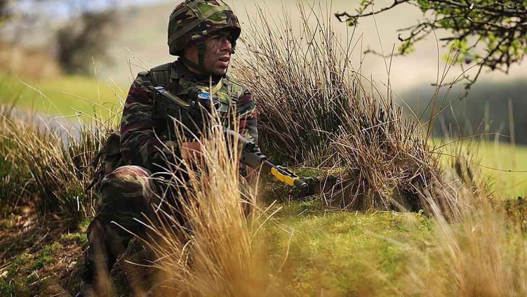 التدخلات العسكرية المغربية حول العالم  Moroccan_soldier_0