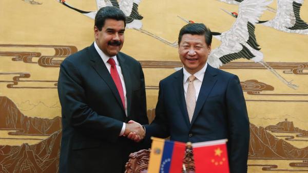 Biến động chính trị ở Venezuela 2013-09-22T-Venezuela_CHINA