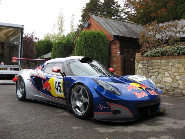 Lotus Exige GT3 for sales 1326964-1