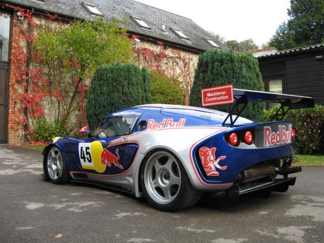 Lotus Exige GT3 for sales 1326964-2