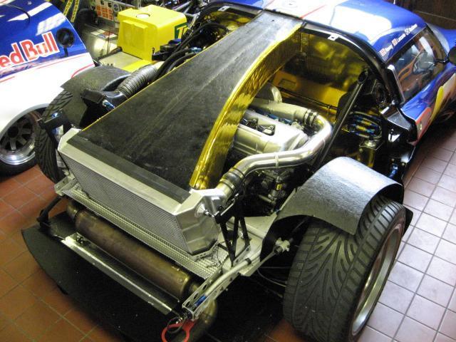 Lotus Exige GT3 for sales 1326964-8