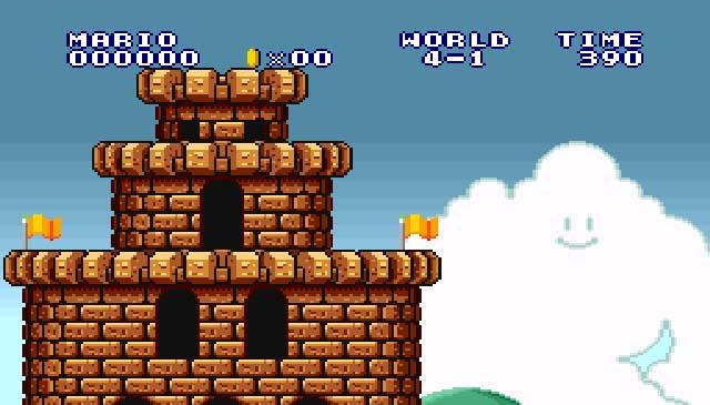 Los castillos más bonitos  Mario_castle