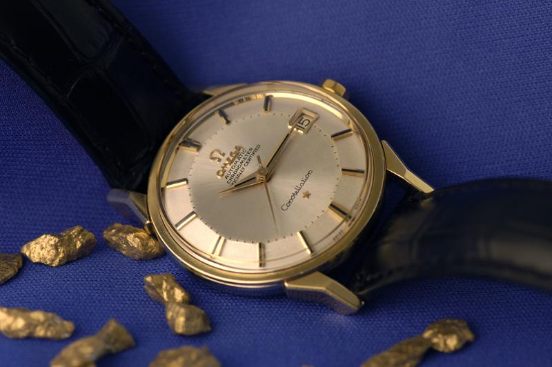 LA montre élégante Constellation