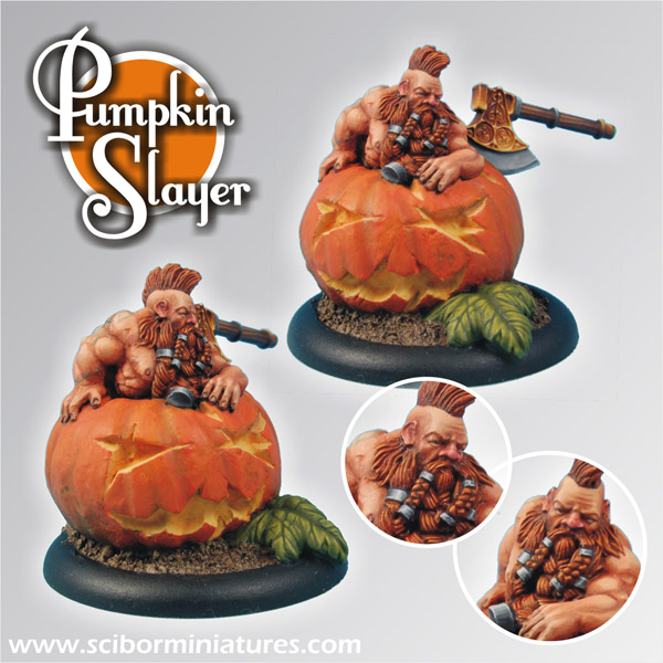 Scibor's Monstrous Miniatures Pumpkin_slayer_01