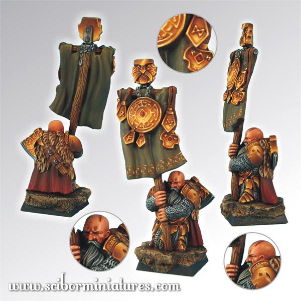 Scibor's Monstrous Miniatures Dwarf_standard_02