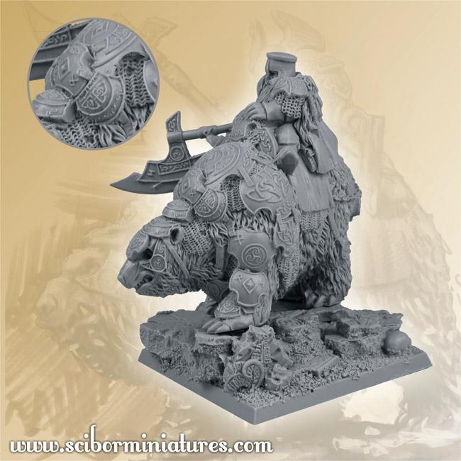 Scibor's Monstrous Miniatures Dwarf_warrior_no_war_bear_2_03