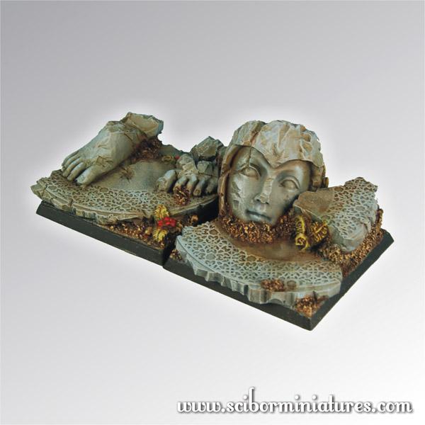 Scibor's Monstrous Miniatures Elven_ruins_40mm_set1_02
