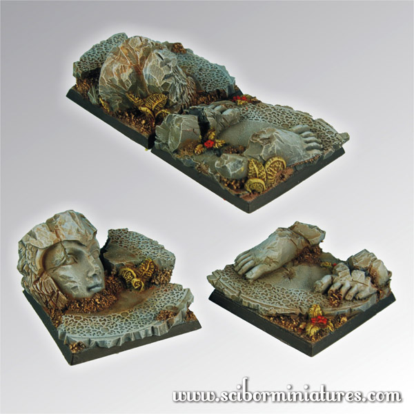 Scibor's Monstrous Miniatures Elven_ruins_40mm_set1_03