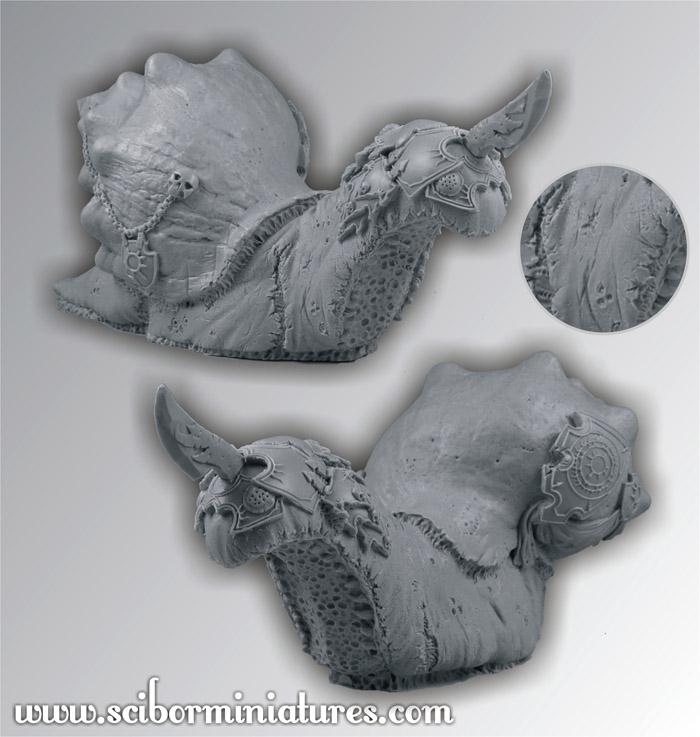 Scibor's Monstrous Miniatures Mutant_giant_snail_02