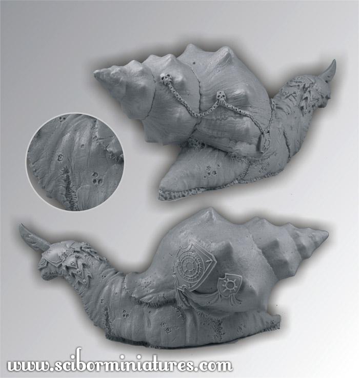 Scibor's Monstrous Miniatures Mutant_giant_snail_03