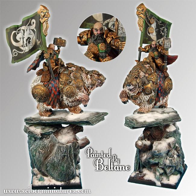 "Saga of Dumin ""Goblin splitter"" Stromnisson Dwarf_general_standard_p_01"
