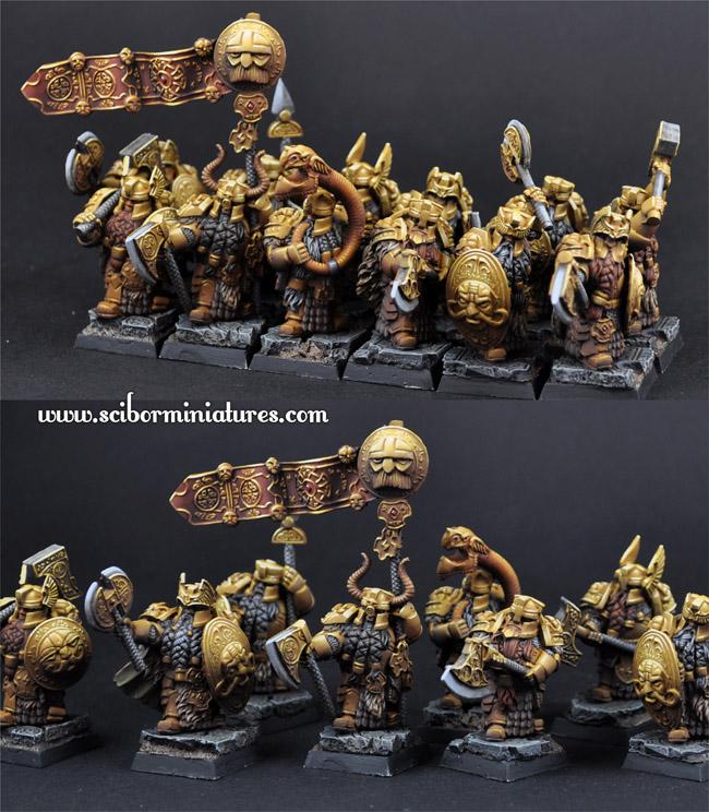"""Saga of Dumin """"Goblin splitter"""" Stromnisson Golden_guard_p_01"""