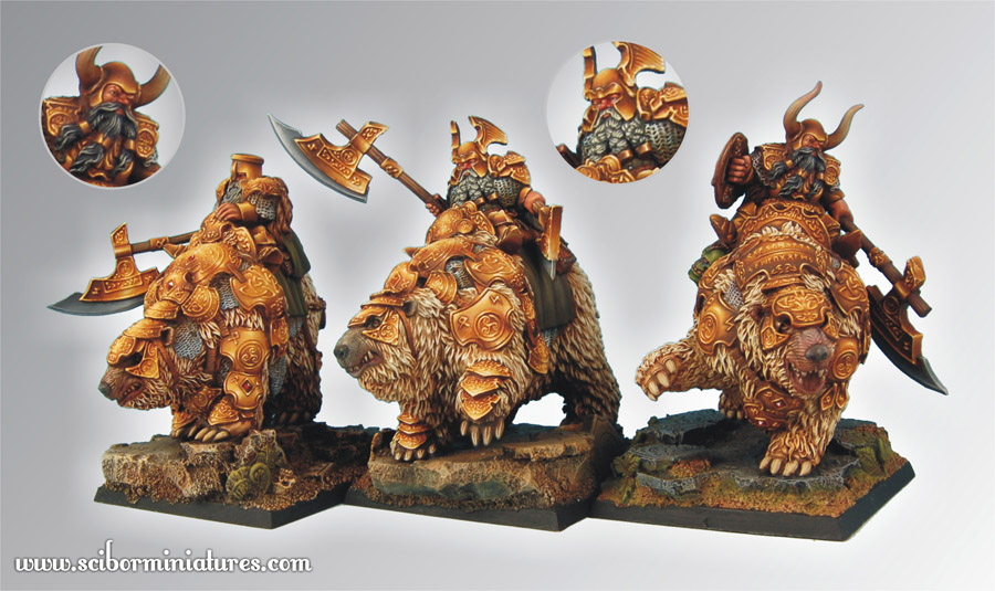 Scibor's Monstrous Miniatures War_bears_set_01