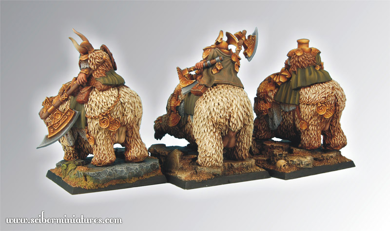 Scibor's Monstrous Miniatures War_bears_set_05
