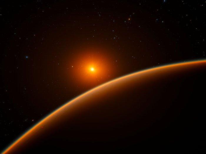 Vie extraterrestre : tous les regards se tournent vers cette nouvelle Super-Terre 238746923-exoplanet-2