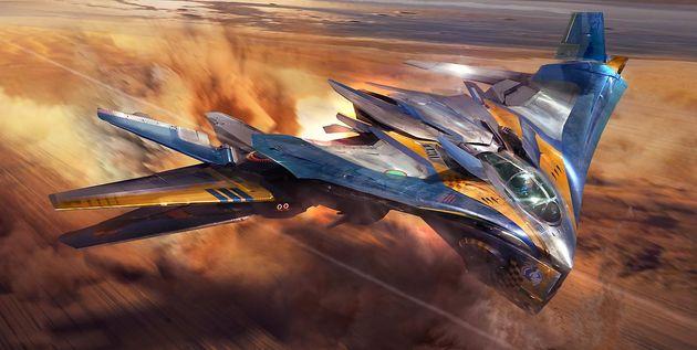 Les vaisseaux de science-fiction survivraient-ils dans l'espace ? X_les_gardiens_de_la_galaxie_concept_art