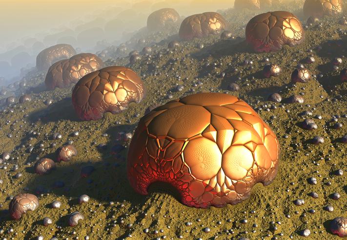 Paradoxe de Fermi : les extraterrestres sont-ils en « veille prolongée » ? IStock-488872358