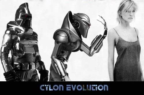"""V"" Revisited Cylon-evolution"