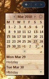 Button for Next Month Goo-customstart