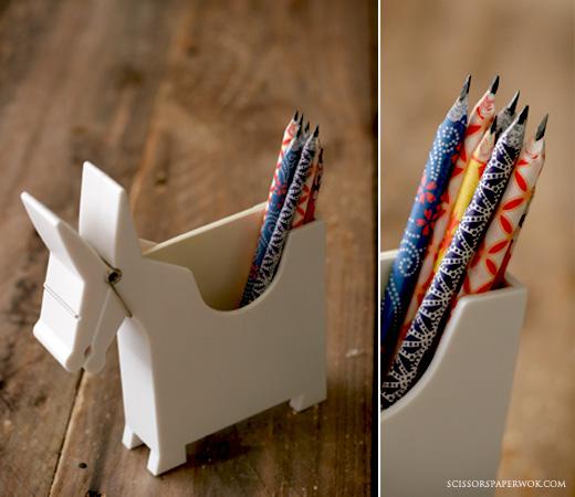 grilles gratuites, tricot, couture, brico, etc... How-to-make-pencils