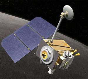 Progetto: SaMoo NASAs-Lunar-Reconnaissance-Orbiter