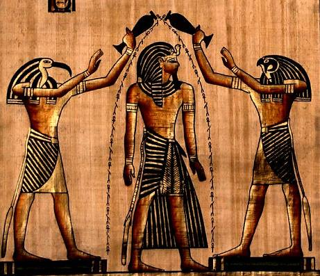 Were The Pharaohs Ancient Aliens? Anointing