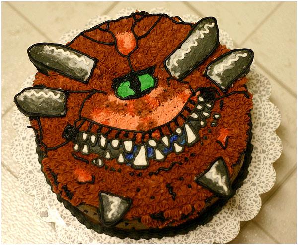 ✦ ¡Happy Birthday, brother! ✦ Cakeodemon