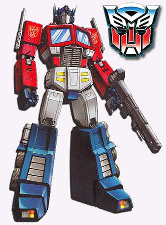Personaje De Anime Favorito Optimus_prime